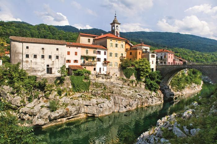 Słowenia - atrakcje