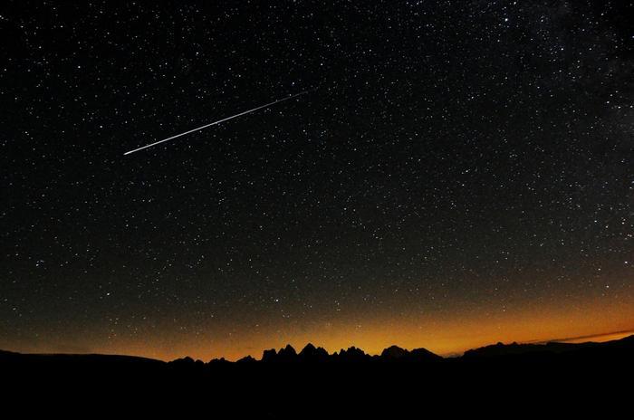 Noc spadających gwiazd, fot. shutterstock