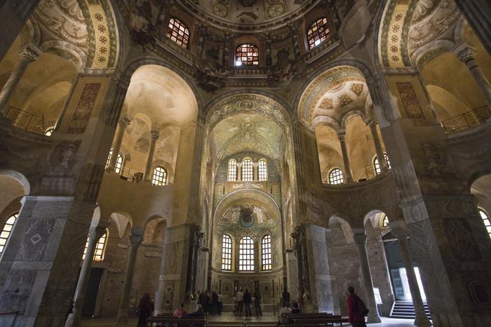 Ravenna - Basilica San Vitale