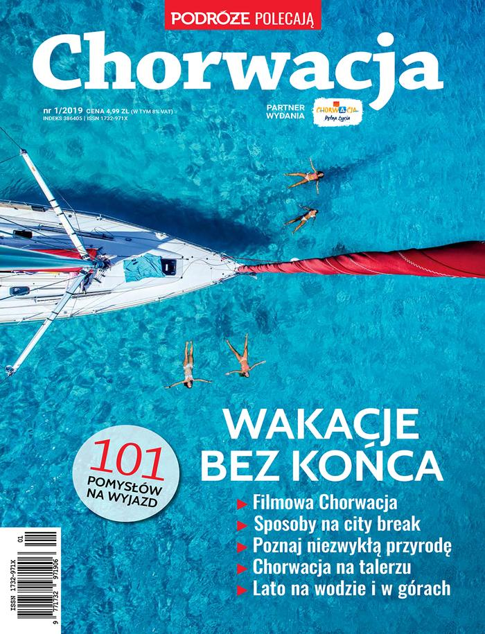 Podróże Polecają: Chorwacja