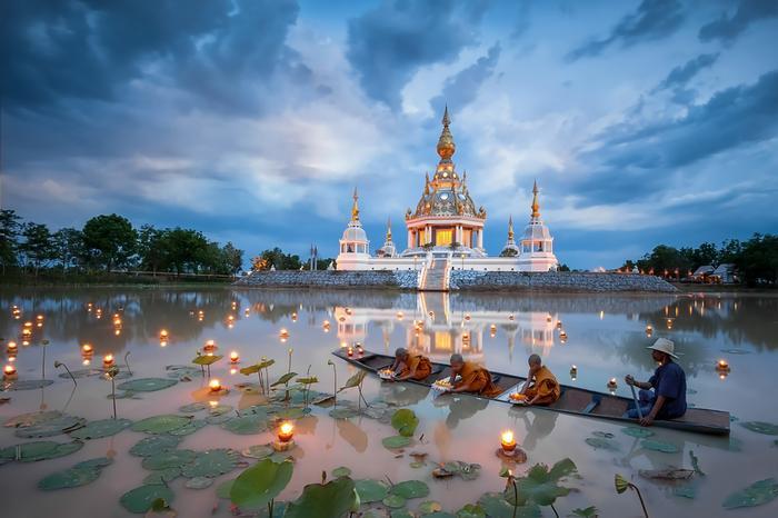 Odkrywaj mniej znane sekrety Tajlandii
