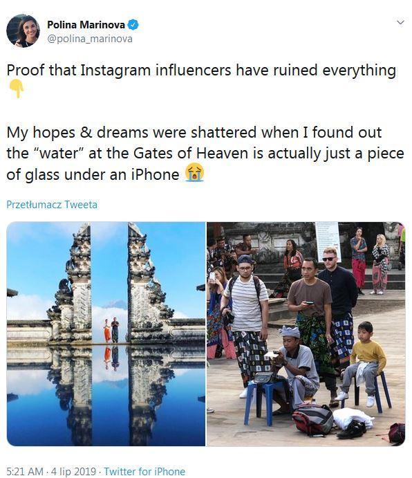 Pura Lempuyang w rzeczywistości wygląda inaczej niż na zdjęciach na Instagramie