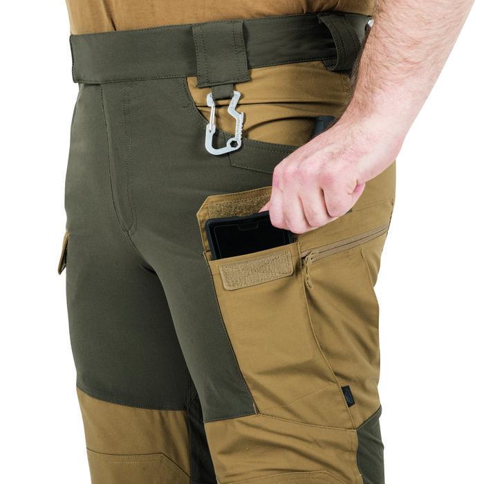 Spodnie na wyprawę