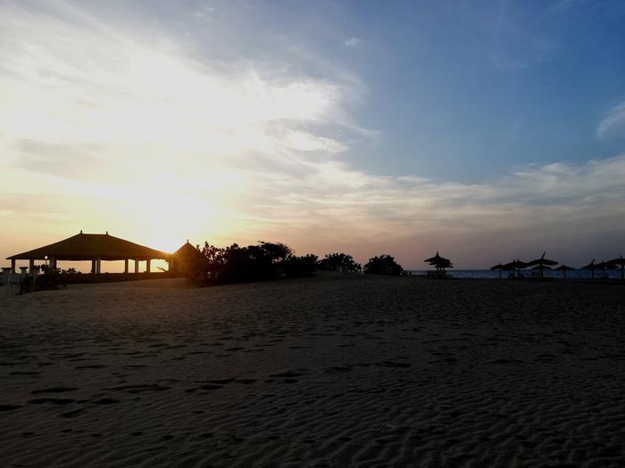 Gambijska plaża