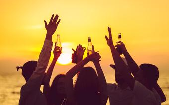 Alkohol na wakacjach