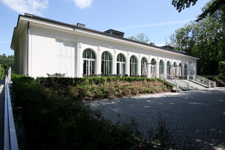 Pałac w Małej Wsi
