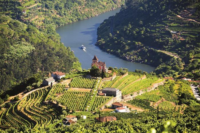 Portugalia.Jak Porto wypłynęło na szerokie wody