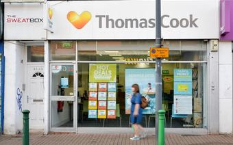 Thomas Cook ogłosił bankructwo.