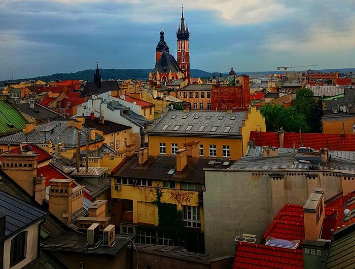 Kult America w Krakowie