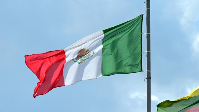 Flaga Meksyku