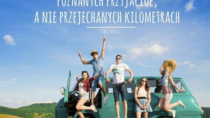 Inspirujące cytaty podróżnicze