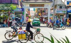 Wietnam. Ho Chi Minh City (Sajgon)