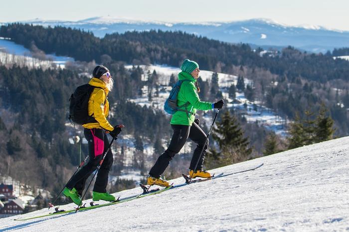 Kraj Liberecki skialpy - Jizerske Hory