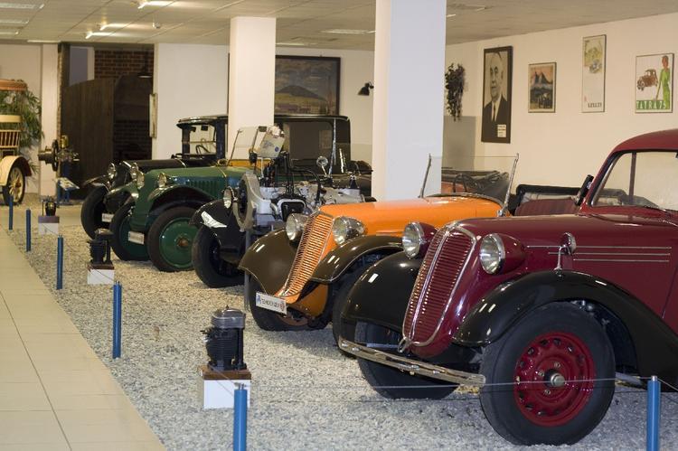 Muzeum Techniki Tatra