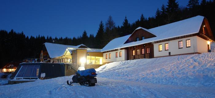 Morawy Wschodnie - Velke Karlovice - Wellness Hotel Horal