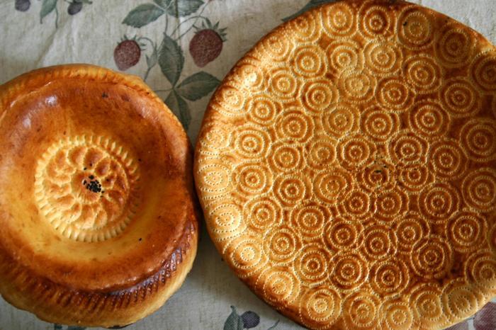 Non - tradycyjny chleb uzbecki