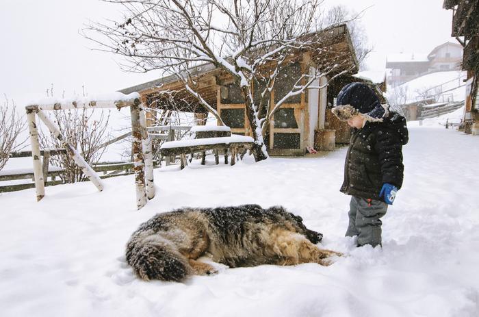 Ferie jak u babci w południowym Tyrolu