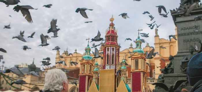 Kraków. Poznajemy sekrety szopkarstwa
