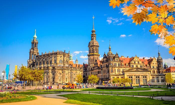 Zamek Rezydencyjny w Dreźnie