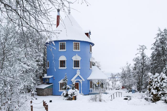 Dolina Muminków w Finlandii