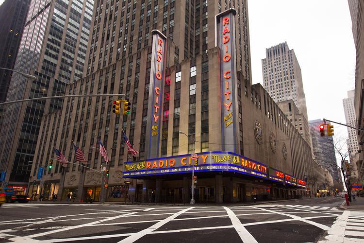 Nowy Jork, Radio City Music Hall