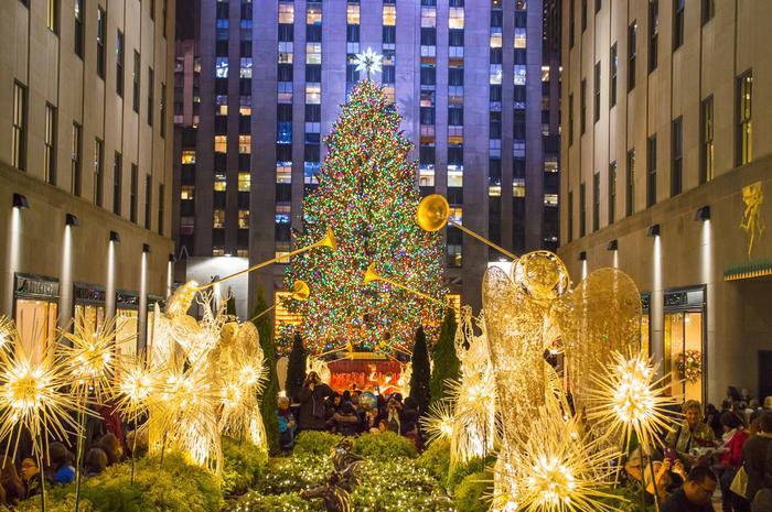 Nowy Jork, Rockefeller Center