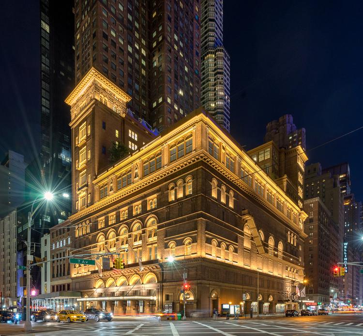 Nowy Jork, Carnegie Hall