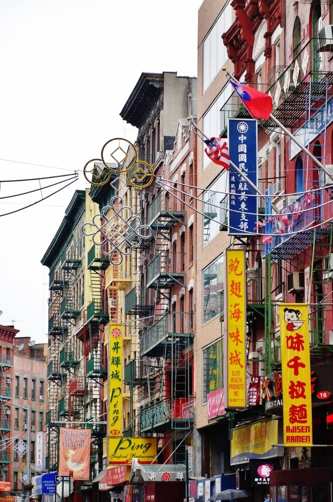 Nowy Jork, China Town