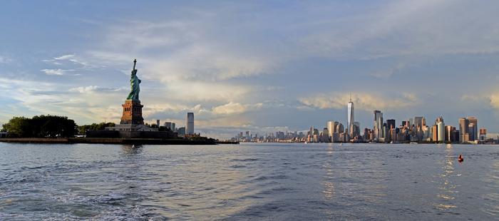 Nowy Jork, Statua Wolnosci
