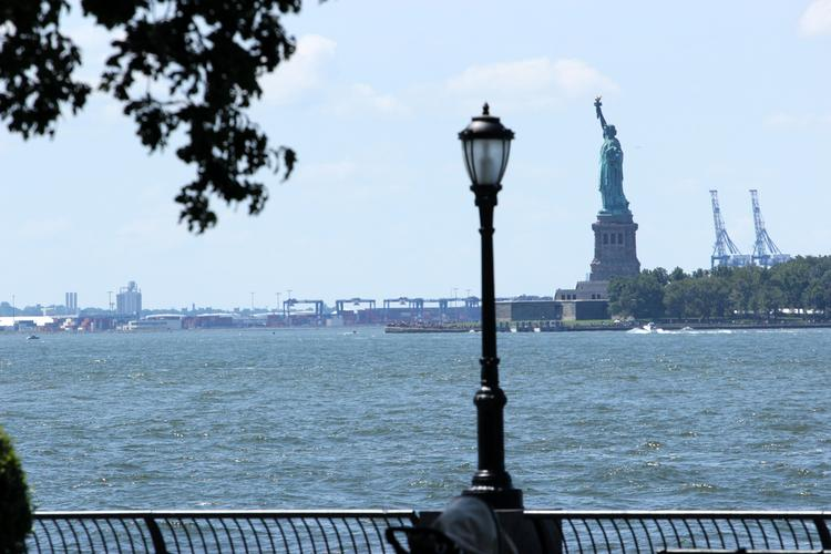 Nowy Jork, Battery Park
