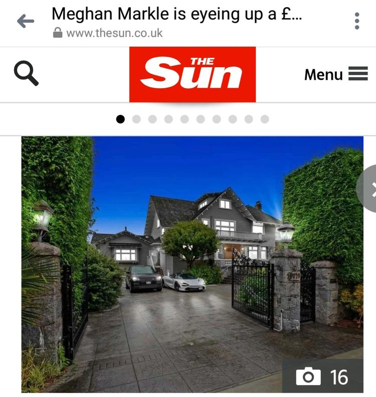 Nowa posiadłość Harry'ego i Meghan ocieka w luksusy