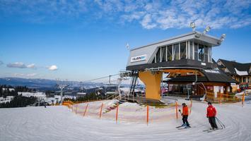 Bukowina Tatrzańska: stacja narciarska RUSIŃ-SKI. To tutaj zerwany dach zabił trzy osoby [ZDJĘCIA, WIDEO]