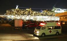 Chorzy na koronawirusa na pokładzie wycieczkowca