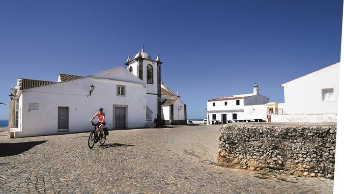 Cacela Velha, jedna z najstarszych miejscowości w Algarve