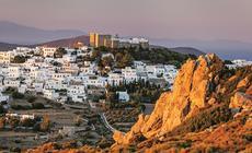 Chora, Patmos, Grecja