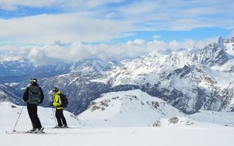 Narty we Włoszech: Dolomity, Dolina Aosty