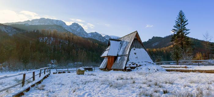 Tatrzański Park Narodowy, Dolina Strążyska