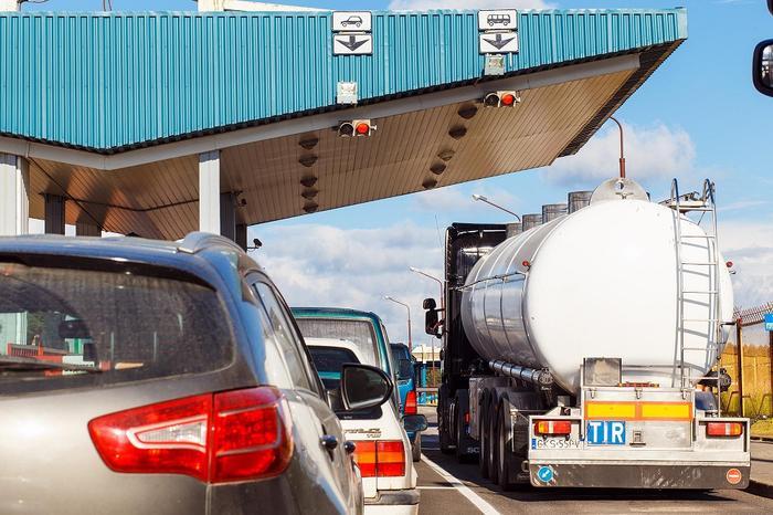 Przejście graniczne, zdjęcie poglądowe