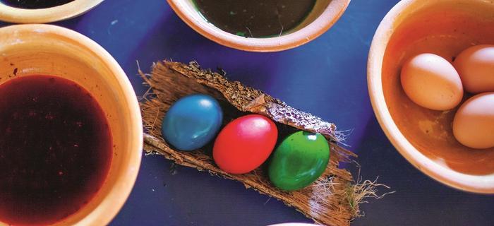 Wielkanoc na Kaszubach. Kraszanki były symbolem płodności