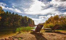 Olsztyn. Jezioro Długie