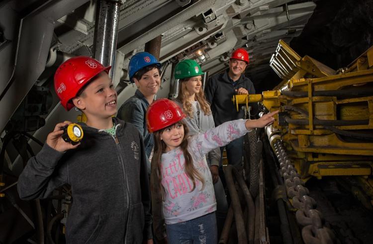 Dla wielbicieli przygód weekend w... kopalni