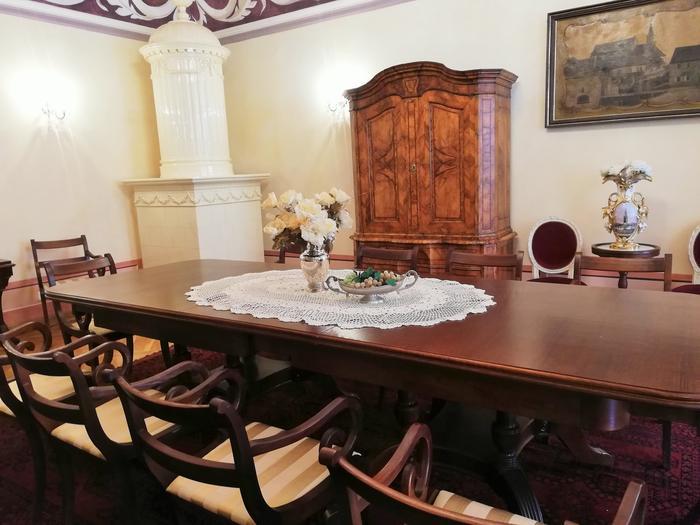 Sala w Muzeum Dawnego Kupiectwa