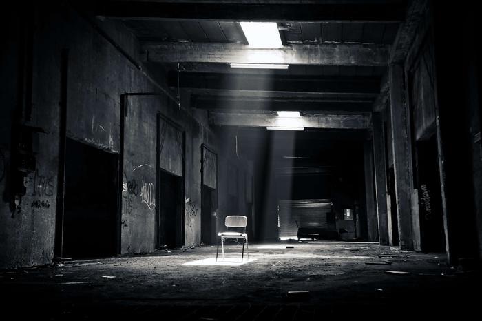 "Esacpe room ""Klaustrofobia"" w Moskwie"