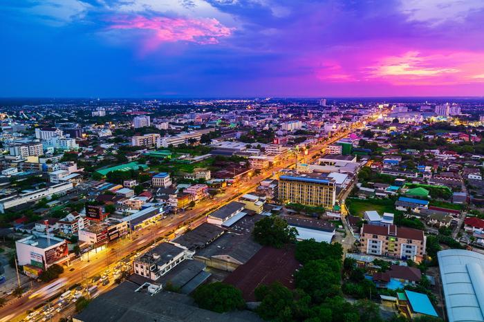 Nakhon Ratchasima, Tajlandia