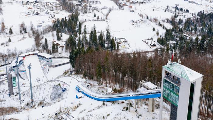 Skocznia narciarska im. Adama Małysza w Wiśle Malince