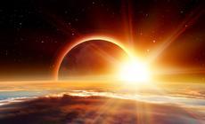 Zaćmienie Słońca/zdjęcie poglądowe