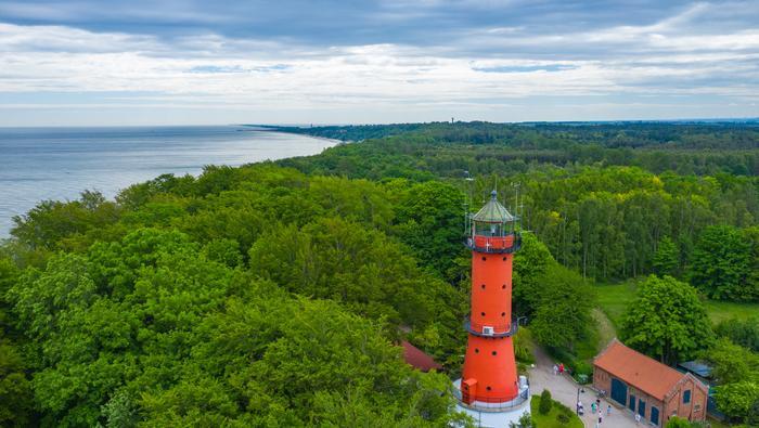 Jastrzębia Góra – atrakcje. Co warto zobaczyć w najdalej wysuniętym na północ miejscu Polski?