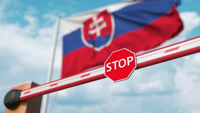 Słowacja zamyka niektóre przejścia graniczne z Polską
