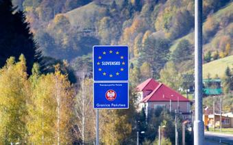 Słowacja zmienia przepisy. Wzdłuż słowacko-polskiej granicy wyłącznych jest 10 przejść