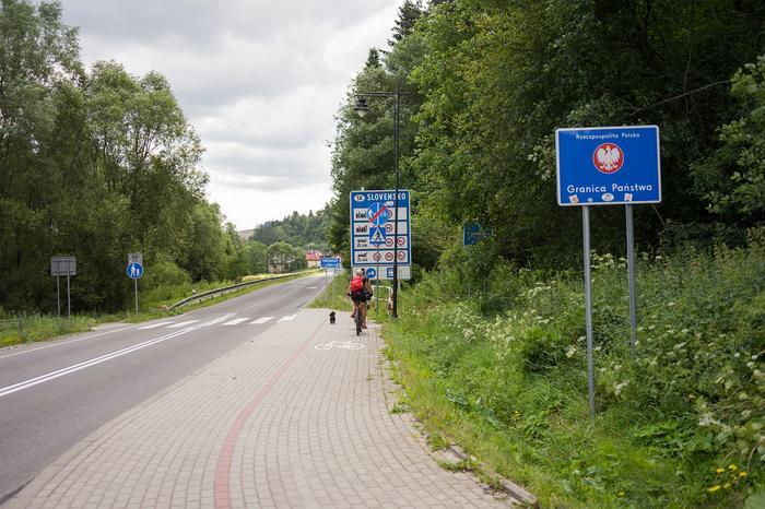 Wszystkie polsko-słowackie przejscia graniczne są otwarte